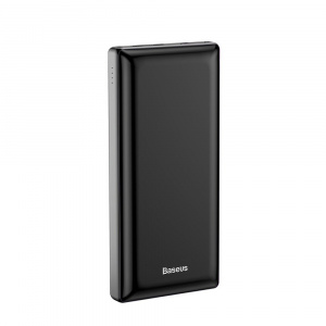 Baseus Power Bank Mini JA Black (30.000 mAh, 3A, fast charge)
