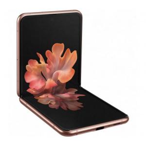 Samsung Galaxy Z Flip 256GB 8GB RAM Dual Sim 5G Mystic Bronze