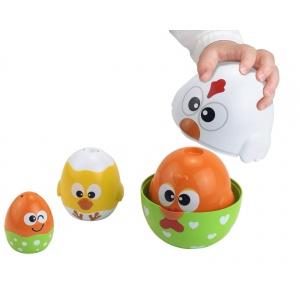 Little Learner Joc de potrivire – Puiutii veseli