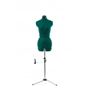 Adjustoform Manechin Reglabil Femei 8 Parti cu Prelungire Pantalon Masura S 2100006