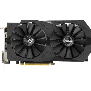 Asus GeForce GTX 1050 Ti STRIX GAMING O4G 4GB DDR5 128-bit (STRIX-GTX1050TI-O4G-GAMING)