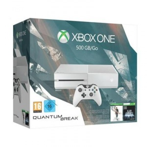 Microsoft Xbox One 500Gb Quantum Break Alba