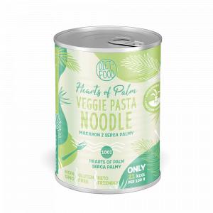 Diet-Food Paste Tăiței din Inimă de Palmier - Conservă 220 grame