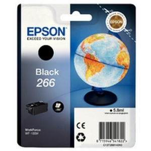 Epson #266 black  C13T26614010