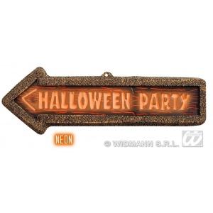 Widmann Decor 3D Halloween Party WID2123F