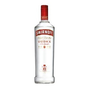 Smirnoff Red vodka 0.7l