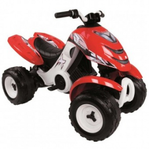 Smoby ATV X Power Rosu