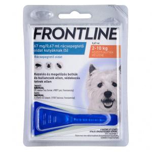 Frontline Spot On Câini 1 buc S - pipetă