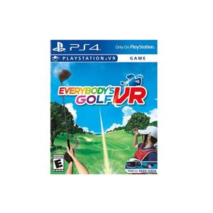 PlayStation Everybodys Golf Ps4