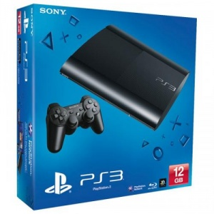 Sony Consola PS3 Super Slim 12GB