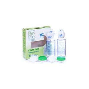 Bausch&Lomb Biotrue Multi-Purpose 2 x 60 ml cu suporturi flight pack