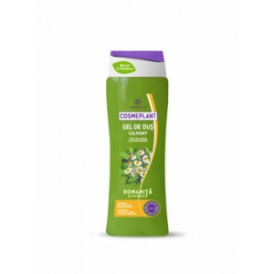 Viorica Gel de dus calmant Cosmeplant 400 ml