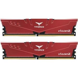 TeamGroup Vulcan Z DDR4 2 x 8GB 3200MHz CL16 XMP 2.0 Red tlzrd416g3200hc16cdc01