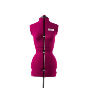 Adjustoform Manechin de croitorie - femei cu marimi reglabile in 8 parti M