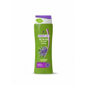 Viorica Gel de dus relaxant Cosmeplant 400 ml