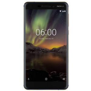 Nokia 6.1 2018 32GB Dual Sim 4G Blue