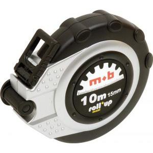 MOB&IUS Ruleta MAXI ROLL'UP bimaterial - L: 10 m - l: 19 mm