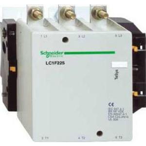Schneider Electric Contactor tesys lc1-f - 3 poli - 330 a - ac-3 - 440 v - bobină 400 v c.a.  - LC1F330V7