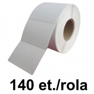 ZINTA Role etichete termice 102x148mm, 140 et./rola - 102X148X140-TH