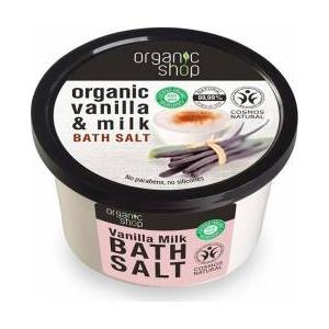 Organic Shop Vanilla Milk 250 ml