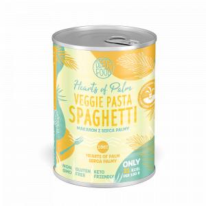 Diet-Food Paste Spaghetti din Inimă de Palmier - Conservă 220 grame