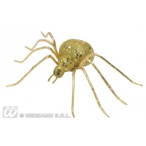 Widmann Paianjen Glitter Auriu 7 cm WID7849I