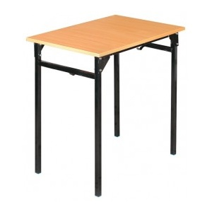 Moje Bambino Banca scolara B - 1 persoana 59 cm nr 3 – Negru