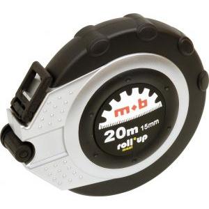 MOB&IUS Ruleta MAXI ROLL'UP bimaterial - L: 20 m - l: 15 mm