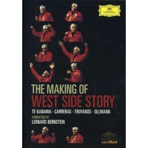 Universal Dame Kiri Te Kanawa-The Making Of The West Side Story-Leonard Bernstein-DVD