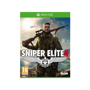 Rebellion Sniper Elite 4 Xbox One