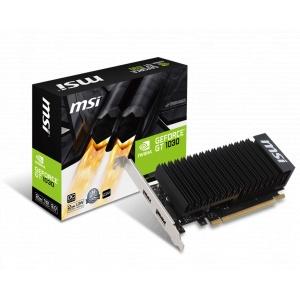 MSI GeForce GT 1030 Low Profile OC, 2GB GDDR5, 64 biti, pasiv (GT 1030 2GH LP OC)