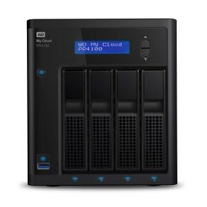 Western Digital MY CLOUD PRO PR4100  0TB WDBNFA0000NBK
