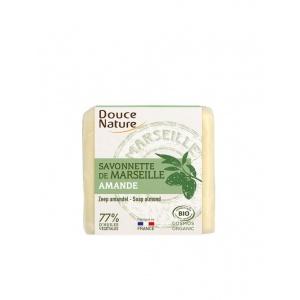 Douce Nature Sapun de Marsilia cu migdale 100-g