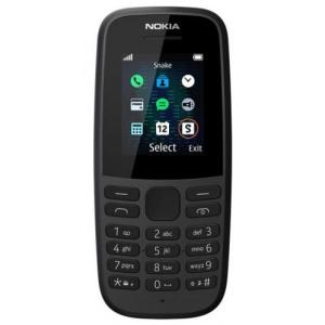 Nokia 105 (2019), Dual Sim Negru