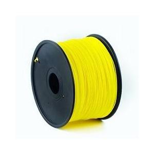 Gembird Filament ABS Galben Fluorescent   1,75mm   1kg