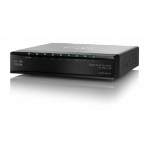 Cisco switch 8 porturi cisco SF100D-08-EU