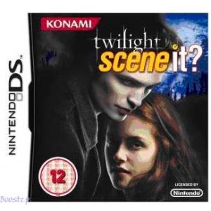 Konami Scene It? Twilight Nintendo Ds