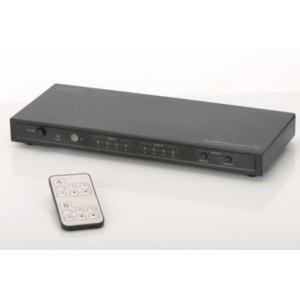 Digitus 4K HDMI Matrix Switch (4x2) with Audio Extractor DS-50304