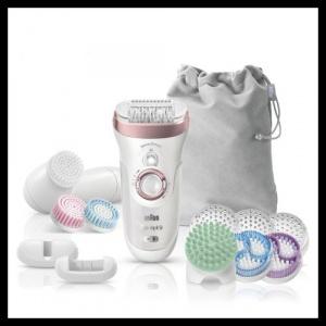 Braun Silk-epil 9/970 SkinSpa SensoSmart, Wet and Dry