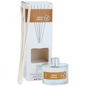 THD Platinum Collection Fresh Vanilla aroma difuzor cu rezervã 100 ml