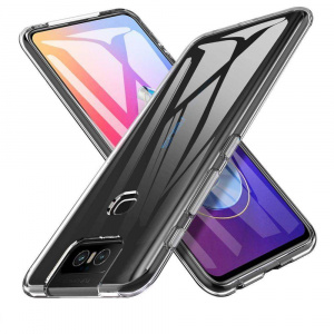 Tech-Protect Flexair Asus Zenfone 6 ZS630KL Crystal