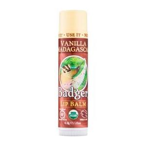 Badger Balsam cu Vanilie de Madagascar 4,2 g