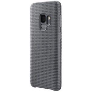 Samsung Hyperknit grey pentru Galaxy S9 (EF-GG960FJEGWW)