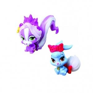 Blip Toys Iepurasul Albei ca Zapada si sconcsul Printesei Rapunzel 20805