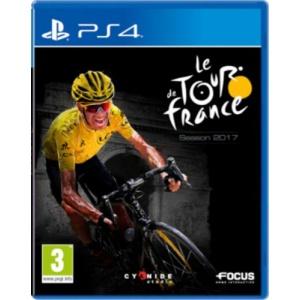 Focus Home Interactive Tour De France 2017 (PS4)