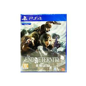 PlayStation End Of Eternity 4K Hd Edition Ps4
