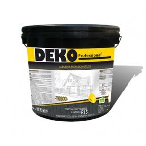 Tencuiala Decorativa Deko Pret.Policolor Tencuiala Decorativa Deko Professional T8300 R15 25kg