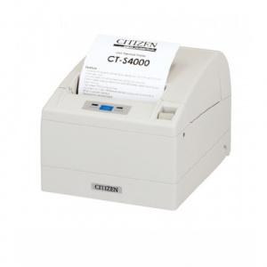 Citizen CT-S4000, alba - CTS4000USBWH