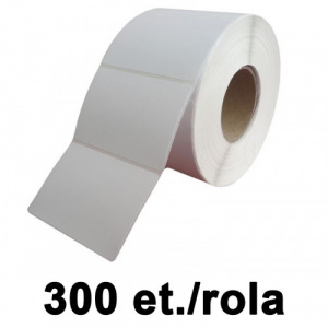 ZINTA Role etichete termice 102x148mm, 300 et./rola - 102X148X300-TH