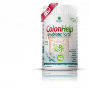 Colon Help Probiotic Forte 100% natural, 240 g, Zenyth